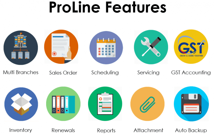 Proline Features